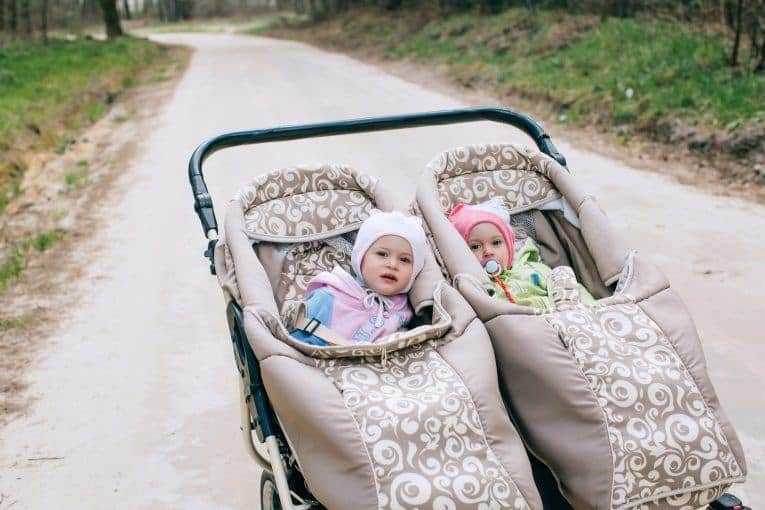Tandem baby Strollers